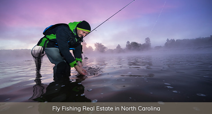 fly fishing real estate in north carolina best spots for fly fishing landmark realty group