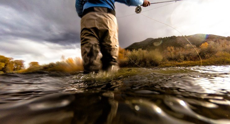 best spots for fly fishing in north carolina landmark realty group